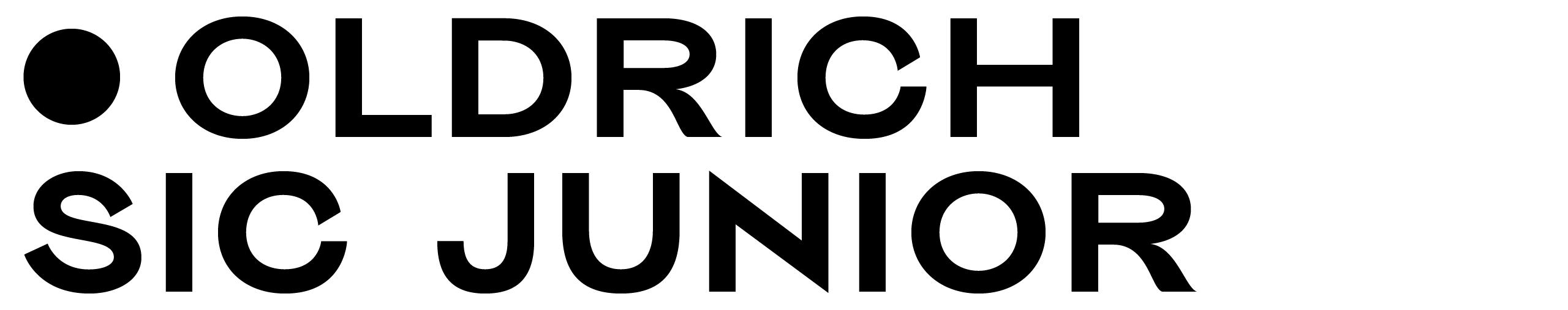 Branding Oldrich Sic Jr. —— Identity & Stationery