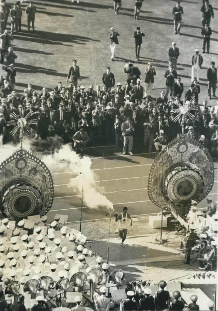 Olympics1964Opening