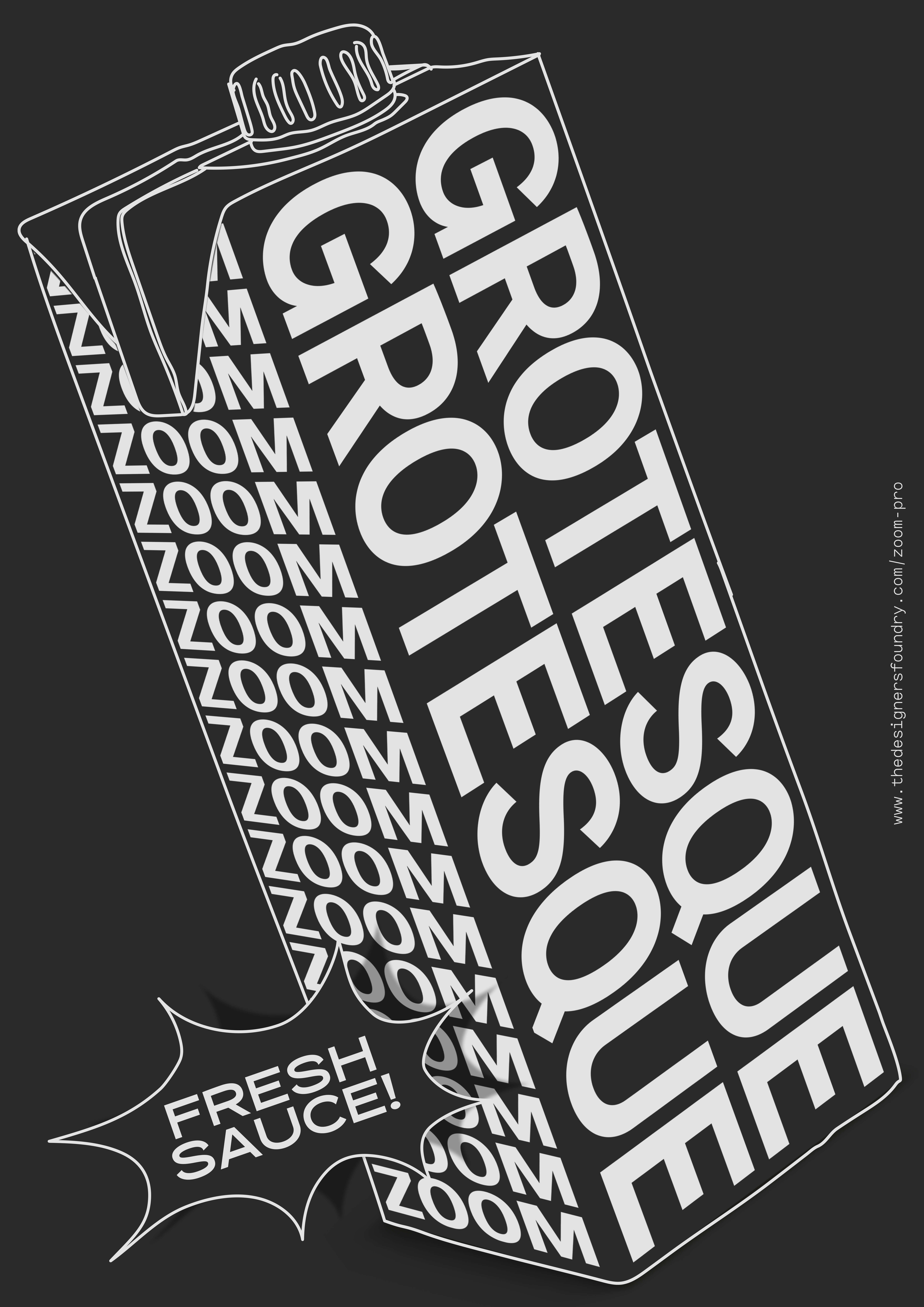 Zoom poster A0 A