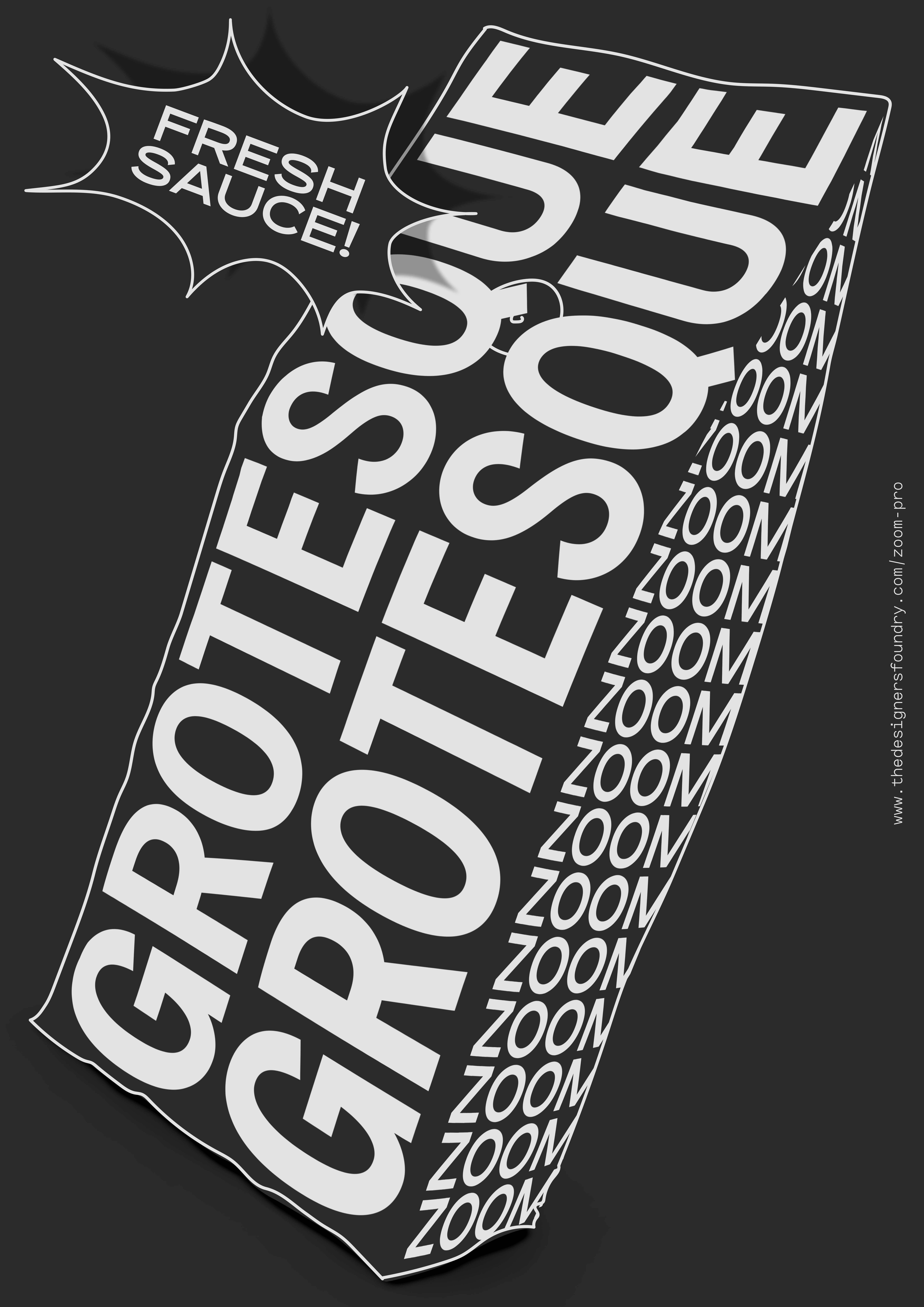 Zoom poster A0 C